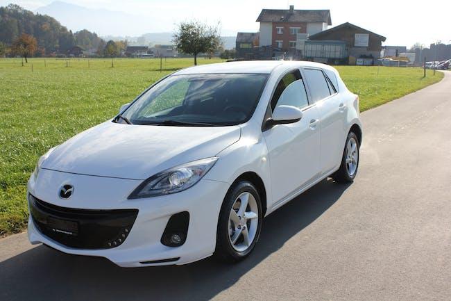 Mazda 3 2.0 16V DISI Sport 152'000 km CHF6'980 - acheter sur carforyou.ch - 1