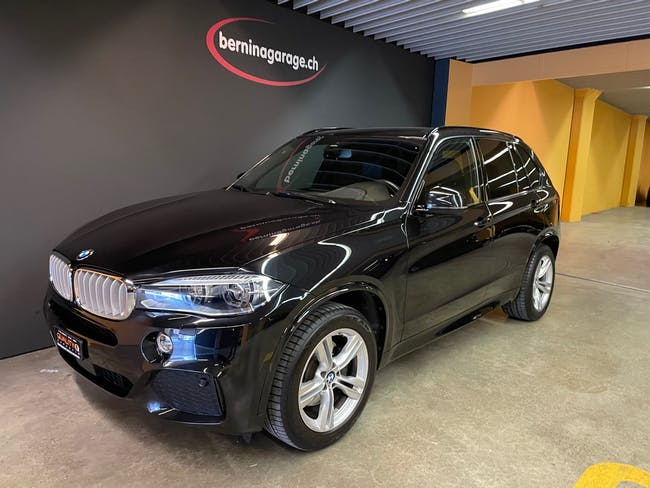 BMW X5 xDrive 40d 83'500 km CHF42'900 - buy on carforyou.ch - 1
