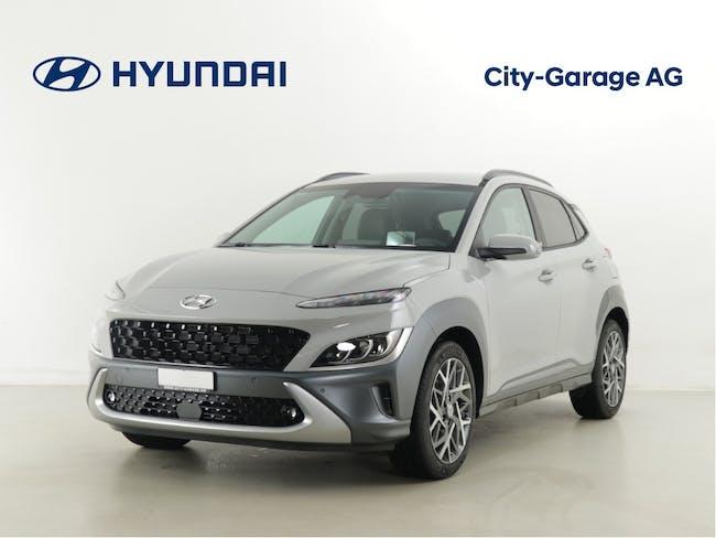Hyundai Kona 1.6 GDi Hybrid Vertex 2'000 km CHF36'100 - kaufen auf carforyou.ch - 1