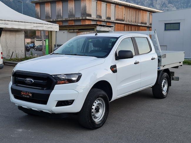 Ford Ranger XL 2.2 TDCi 4x4 54'300 km CHF34'800 - buy on carforyou.ch - 1