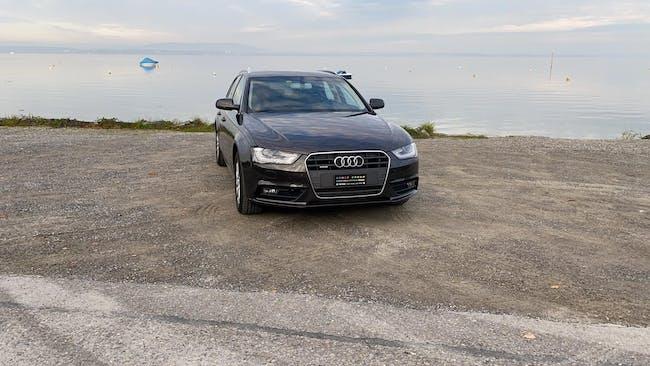Audi A4 Avant 2.0 TDI 177 quattro 54'500 km CHF17'989 - buy on carforyou.ch - 1