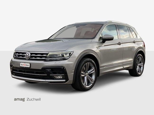 VW Tiguan Highline 29'000 km CHF43'500 - buy on carforyou.ch - 1