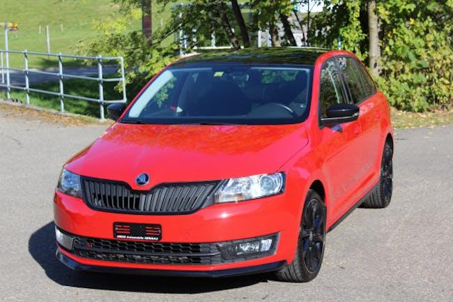 Skoda Rapid SB 1.4 TSI M.Carlo 98'200 km CHF14'300 - buy on carforyou.ch - 1