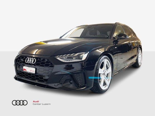 Audi A4 Avant 50 TDI S line 29'190 km CHF59'990 - buy on carforyou.ch - 1