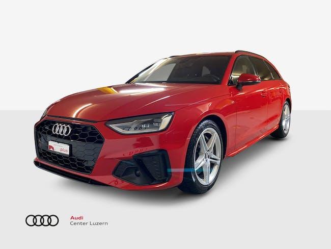 Audi A4 Avant 50 TDI S line 20'323 km CHF57'650 - buy on carforyou.ch - 1