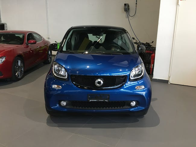 Smart Fortwo passion twinmatic 60'000 km CHF14'900 - buy on carforyou.ch - 1