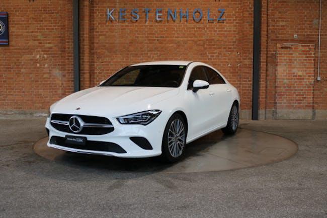 Mercedes-Benz CLA-Klasse CLA 200 Progressive 20'200 km CHF45'900 - buy on carforyou.ch - 1