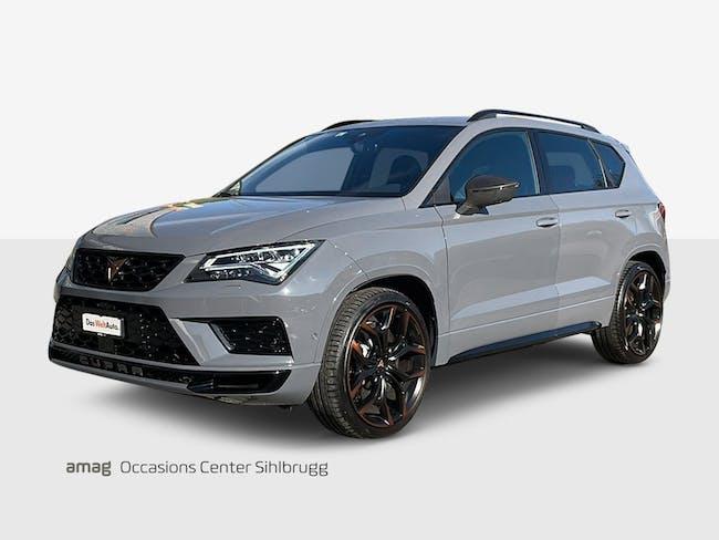 SEAT Cupra Ateca Limited Edition (netto) 26'600 km CHF49'500 - buy on carforyou.ch - 1