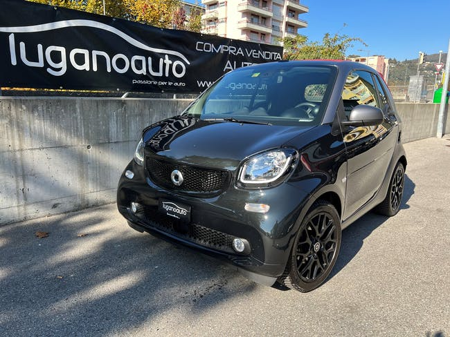 Smart Fortwo passion twinmatic 30'956 km CHF16'999 - buy on carforyou.ch - 1