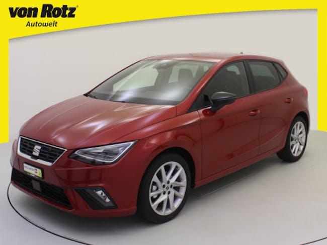 SEAT Ibiza 1.0 EcoTSI FR DSG 5 km CHF24'940 - buy on carforyou.ch - 1