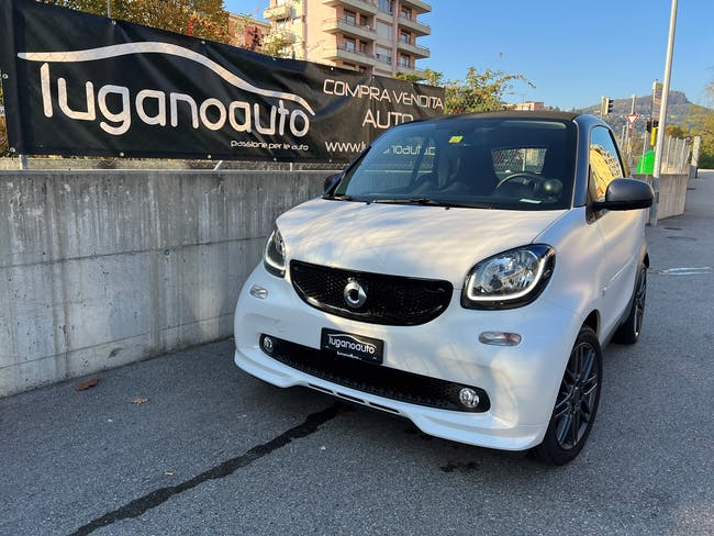 Smart Fortwo citypassion twinmatic 9'960 km CHF17'999 - buy on carforyou.ch - 1