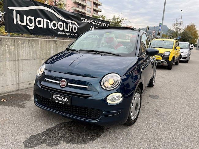 Fiat 500 C 0.9 Twinair Pop Star Dualogic 43'000 km CHF15'999 - buy on carforyou.ch - 1
