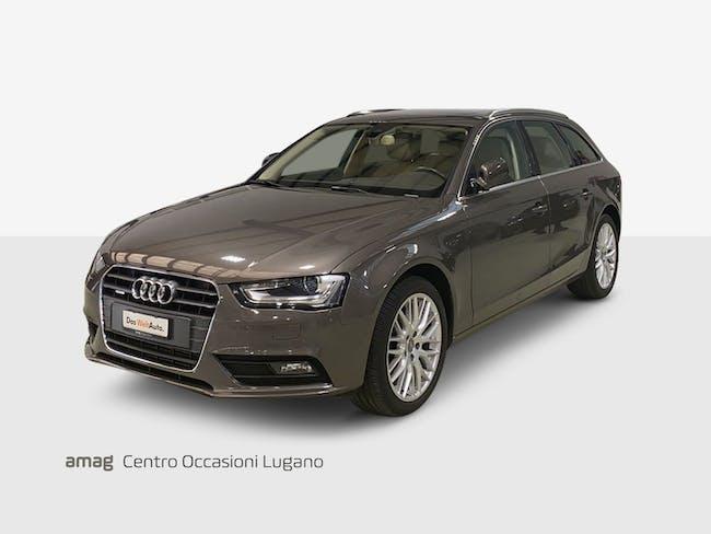 Audi A4 Avant 90'100 km CHF22'900 - buy on carforyou.ch - 1