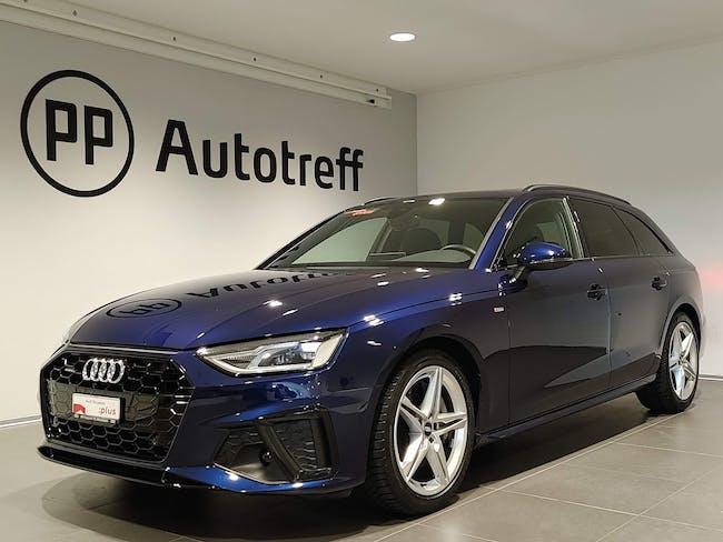 Audi A4 Avant 50 TDI S line 12'700 km CHF56'650 - buy on carforyou.ch - 1