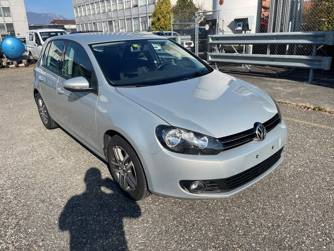 VW Golf 1.4 TSI Comfortline 127'000 km CHF4'700 - buy on carforyou.ch - 1