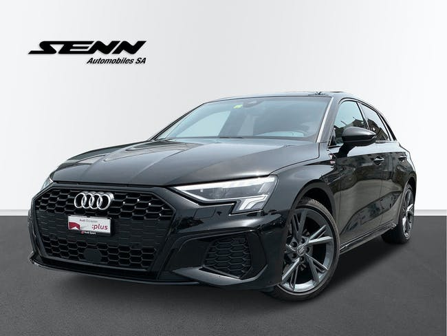 Audi A3 Sportback 35 TDI S line 11'000 km CHF43'450 - buy on carforyou.ch - 1
