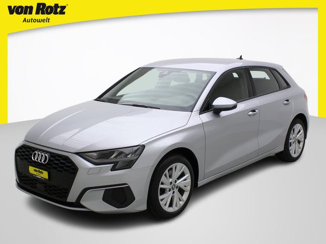 Audi A3 Sportback 35 TFSI Attraction 18'600 km CHF31'900 - buy on carforyou.ch - 1