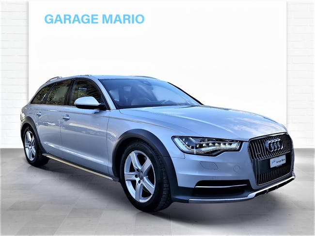 Audi A6 Allroad 3.0 TDI V6 quattro S-tronic 90'800 km CHF23'700 - buy on carforyou.ch - 1