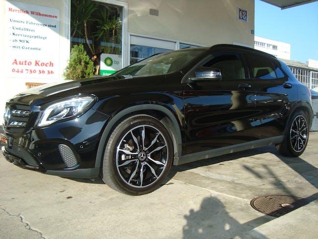 Mercedes-Benz GLA-Klasse GLA 200 Night Star 7G-DCT 69'000 km CHF26'800 - buy on carforyou.ch - 1