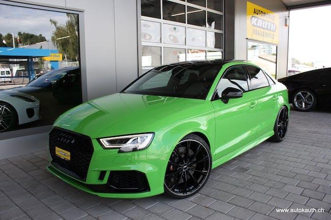 Audi S3 / RS3 RS3 Limo 2.5 TSI qu.*ABT-Fahrzeug* 11'200 km CHF74'900 - buy on carforyou.ch - 1