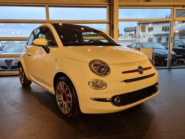 Fiat 500 1.0 70cv hybrid RED 1 km CHF24'360 - buy on carforyou.ch - 1