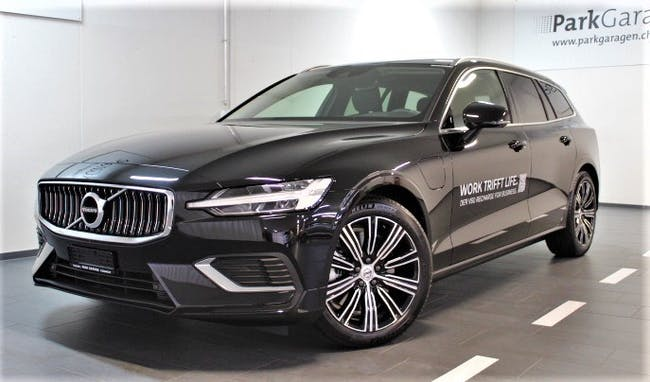 Volvo V60 T6 eAWD Twin Engine Business Geartronic 100 km CHF56'055 - buy on carforyou.ch - 1